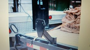 STAKE POCKET Tire Carrier for Sale in Marlborough, MA
