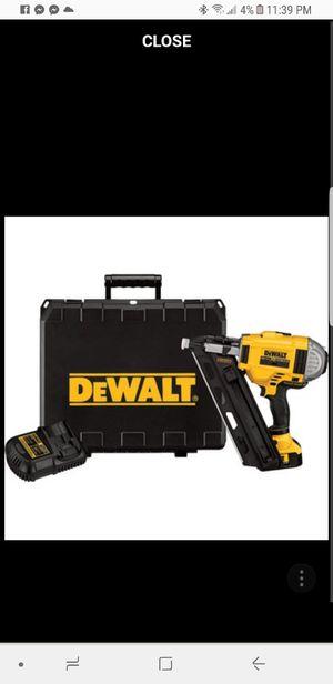Brand new!!!!! Dewalt nailer for Sale in Nashville, TN