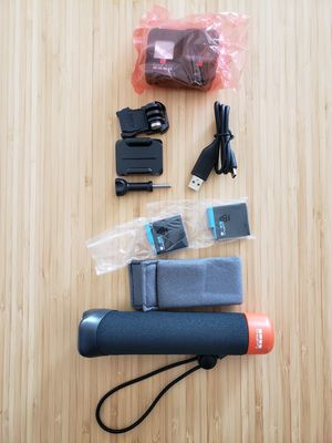 GoPro HERO 8 Black (BRAND NEW) with accessories for Sale in Riverside, CA
