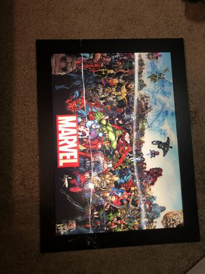 Marvel Universe Posters for Sale in Charlotte, NC