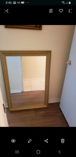 Large mirror for Sale in Cape Coral, FL
