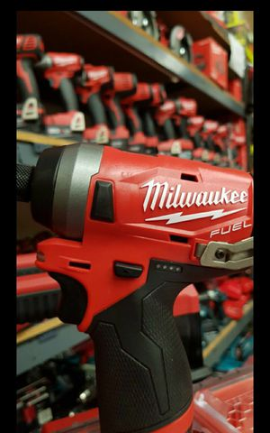 MILWUAKEE M12 FUEL BRUSHLESS 3 3GEN IMPACT DRIVER TOOL ONLY BRAND NEW for Sale in San Bernardino, CA