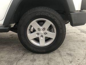 "Jeep Wrangler Wheels - 17"" Wheels for Sale in Hacienda Heights, CA"