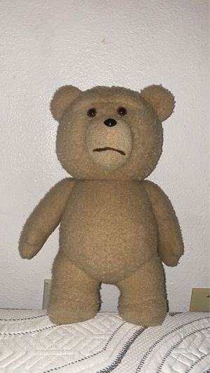 Talking Ted Stuffed Animal for Sale in Chula Vista, CA