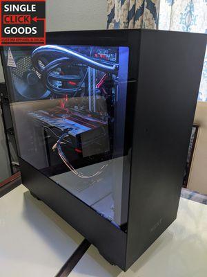 New Built High Level Gaming PC Computer i5 6600K RX 580 Computadora Video Juegos for Sale in Sugar Land, TX