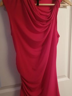 BCBG Maxazria Hot Pink Tank Womens size S for Sale in Nashville,  TN