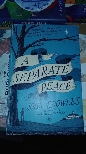 A Separate Peace by John Knowles for Sale in San Antonio, TX