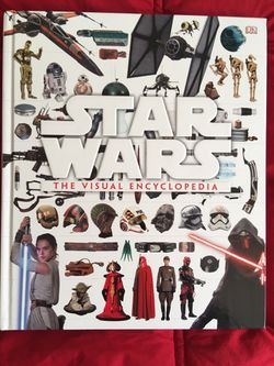 Star Wars: The Visual Encyclopedia for Sale in Wantagh,  NY