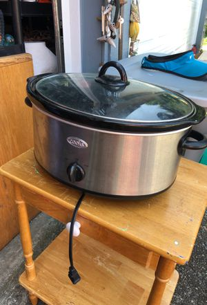 Slow cooker/Crock-Pot for Sale in Kent, WA