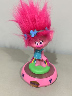 Trolls poppy night light stand for Sale in Industry, CA