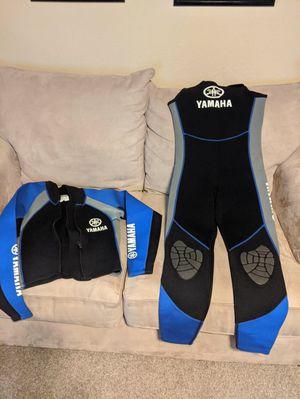YAMAHA Women's Small Neophrene Wet Suit for Sale in Nashville, TN