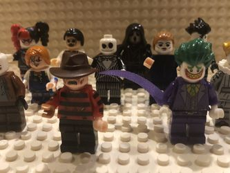 Minifigures Horror 11ct set Minifigs for Sale in Claremont,  CA