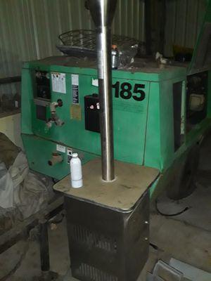 Sullair 185 CFM Portable Diesel Air Compressor- Tier 4 Final DPQ L/F | 185T4F for Sale in Houston, TX