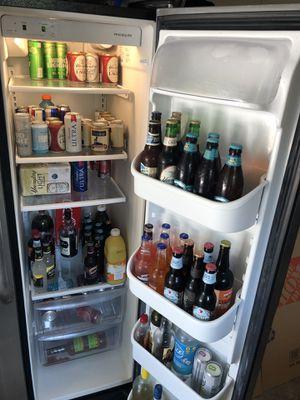Fridgeair refrigerator- great condition for Sale in Gulfport, FL