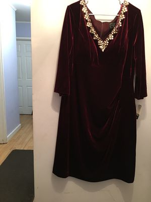 Alex Evening size 18 W for Sale in St. Louis, MO
