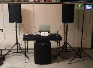 High End DJ Equipment / All In One for Sale in Gilbert, AZ
