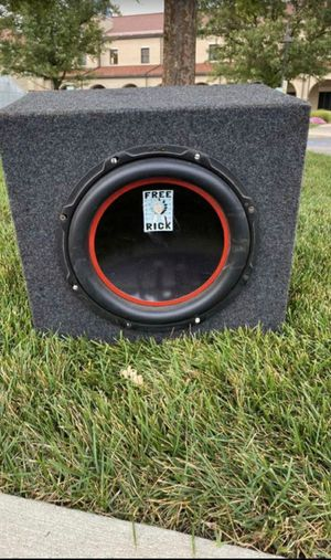 Subwoofer amp and installation kit for Sale in Sylvania, OH