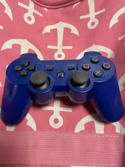 Rechargeable Wireless Controller For Sony PS3 PlayStation With Charger  for Sale in Fresno, CA