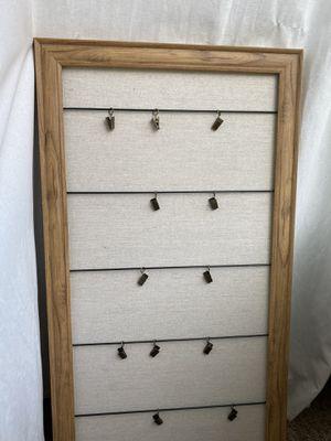 Photo Hanging Board for Sale in Norfolk, VA