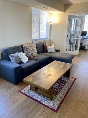 Lane furniture vintage walnut coffee table for Sale in Arlington, VA