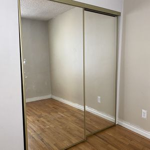 Closet doors / mirrors for Sale in Los Angeles, CA