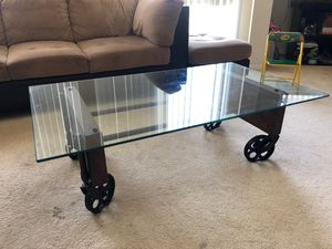 Couch and coffee table can purchase separately or together for Sale in Pacifica, CA