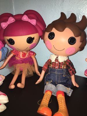 Lalaloopsy dolls for Sale in Chicago, IL