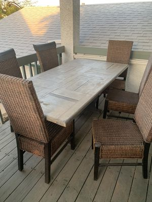 Farmhouse style table for sale, 6 tables for Sale in Glendale, AZ