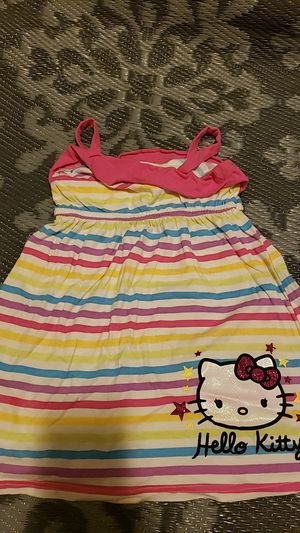Hello kitty girls summer dress for Sale in Los Angeles, CA