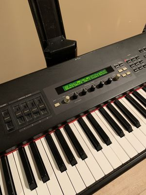 Yamaha S80 Music Synthesizer for Sale in McDonald, PA
