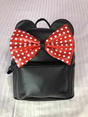 Minnie Bow Girls Backpack (black, pink, purple) for Sale in Downey, CA