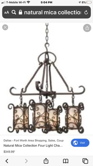 Rustic kitchen light set for Sale in Tacoma, WA