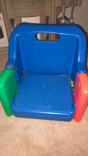 Plastic Booster Seat for Sale in Merchantville, NJ
