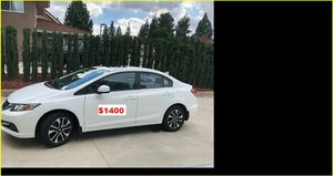 Price$1400 Honda Civic for Sale in Richmond, VA