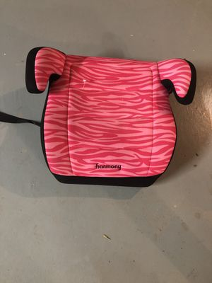 Girls car booster seat for Sale in Afton, MN