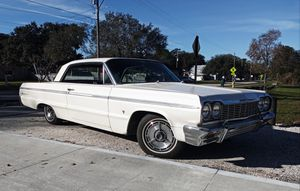 1964 Chevy Impala SS for Sale in TEMPLE TERR, FL