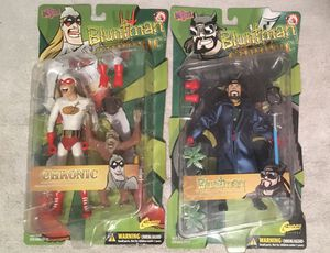 Bluntman & Chronic Action Figures for Sale in Redford Charter Township, MI