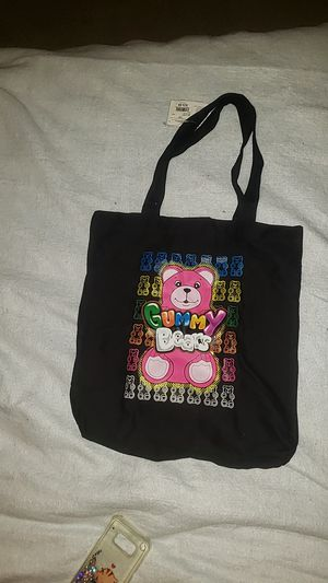 Gummy bear tote bag for Sale in Graham, WA