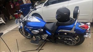 Motorcycle /2012/4500 millas Yamaha v start for Sale in Houston, TX