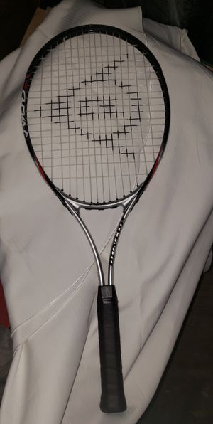 4 Dunlap nitro tennis rackets for Sale in Fountain Valley, CA