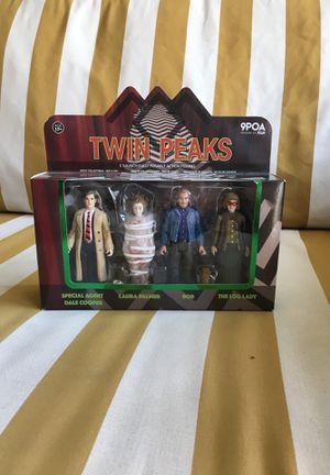 Twin Peaks Action Figure Set for Sale in Culver City, CA