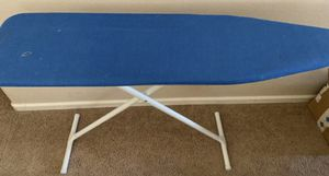 Free Large Collapsable Ironing Board for Sale in NM, US