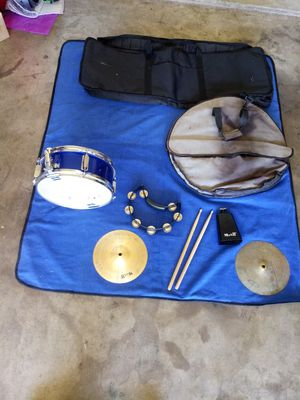 DRUMS ACCESORIES for Sale in Haltom City, TX