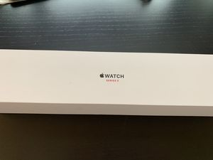 Apple Watch Series 3, 42mm, GPS+Cellular for Sale in Issaquah, WA