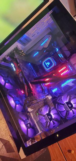 Intel gaming computer (can negotiate) for Sale in Denver, CO