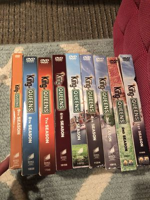 King of Queens Complete Series for Sale in St. Louis, MO