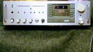 vintage carver stereo receiver for Sale in Tucker, GA
