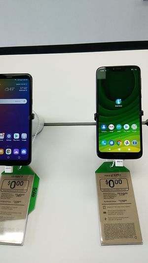 LG STYLO 5 AND MOTO G7 SUPRA for Sale in Winston-Salem, NC