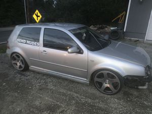 2002 vw 337 edition 1.8t stage 2 for Sale in Sumner, WA