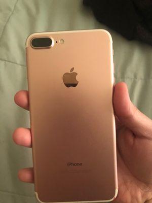 iPhone 7 Plus for Sale in El Mirage, CA